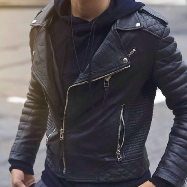 jacket black biker jacket biker jacket