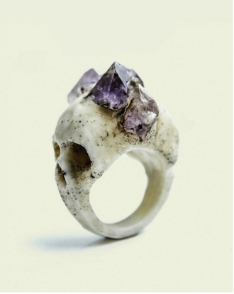 jewels bague ring skull ring skull