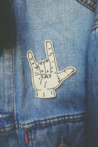 coat punk rock jeans shirt vest jacket