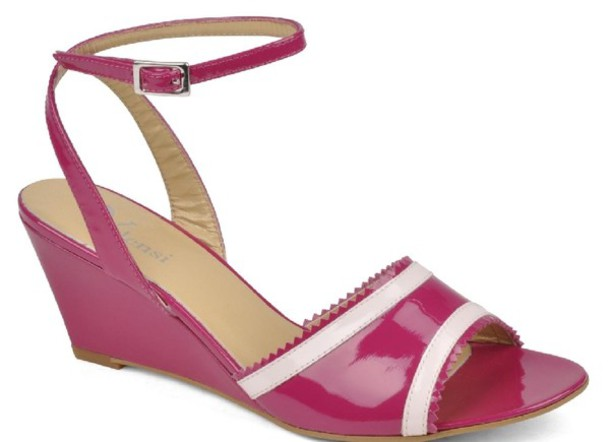 b74c32a39cd medium heels sandals leather pink shoes shoes