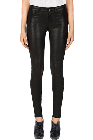 L8001 Leather Super Skinny | J Brand