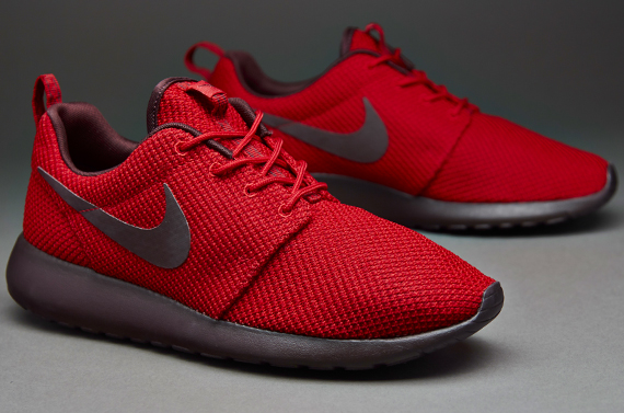 f919986be248 Nike Shoes - Nike Sportswear Roshe Run - Gym Red Deep Burgundy ...