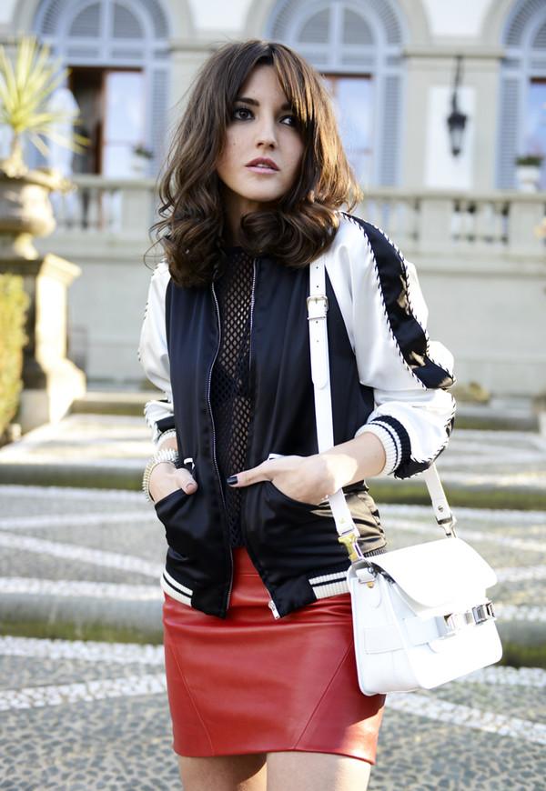 lovely pepa jacket skirt shoes bag jewels