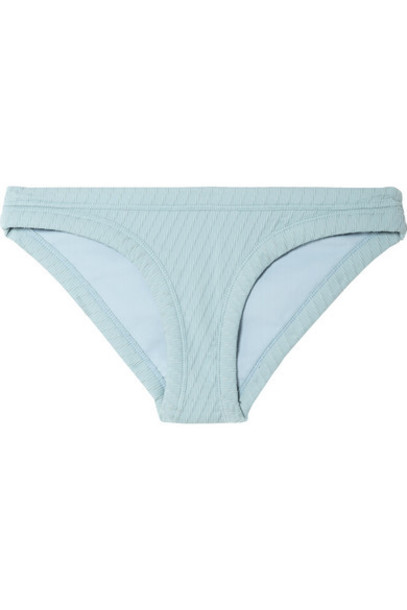 Fella - Rick James Textured Bikini Briefs - Sky blue