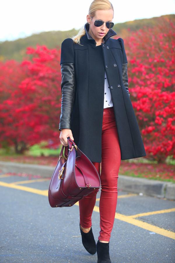 J Brand 901 Coated Textured Super Skinny Jeans | SHOPBOP