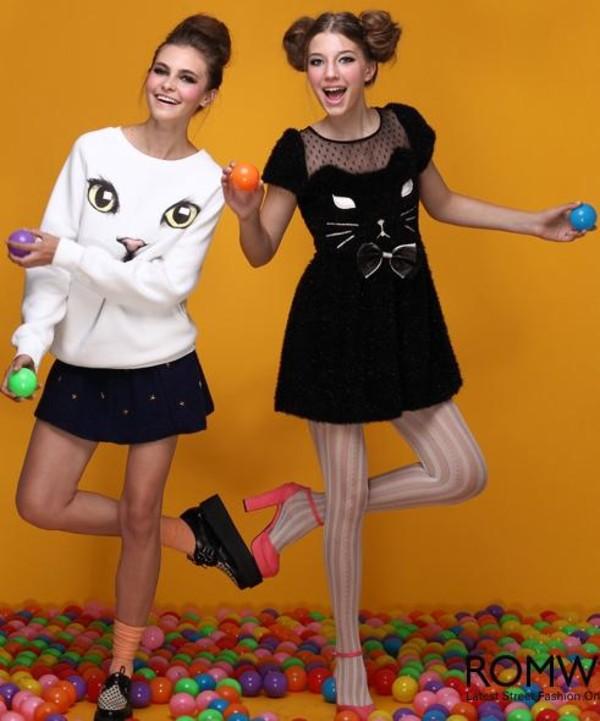 dress cats