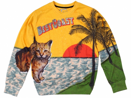 Original SEXY SWEATER BEST COAST | Fusion® clothing!