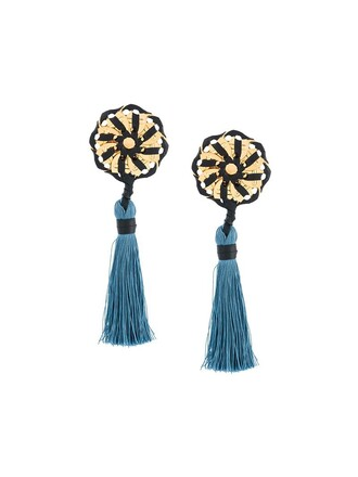 tassel earrings jewels