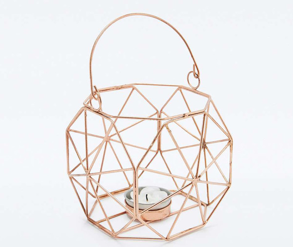 home accessory copper home decor candle gift ideas holiday gift holiday season hipster wishlist geometric our favorite home decor 2015 metallic home decor