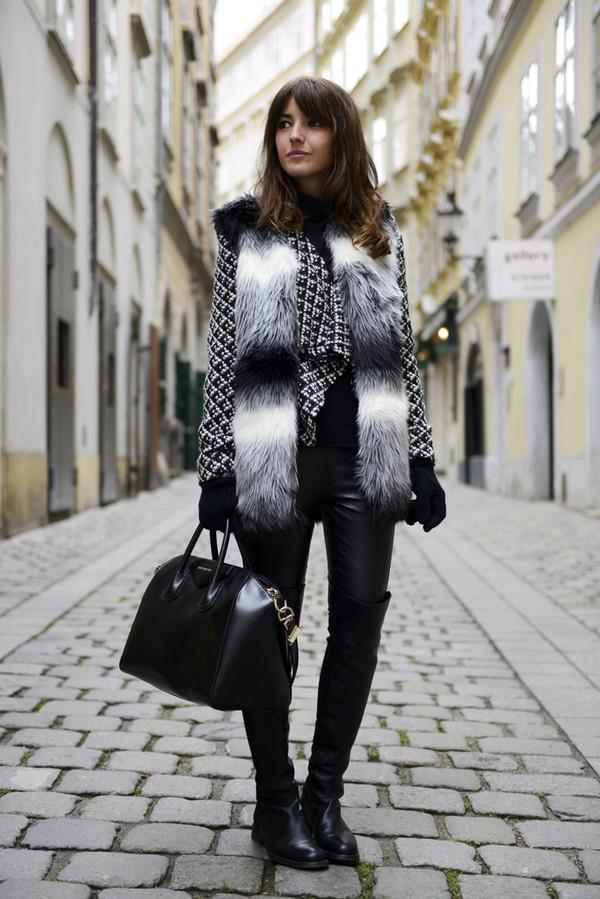 lovely pepa jacket shoes bag jeans dress