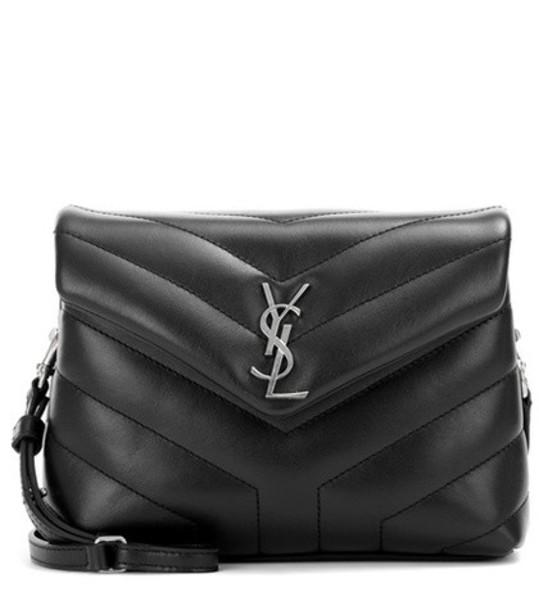Saint Laurent bag shoulder bag leather black
