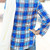 Plaid Button Up Shirt | uoionline.com: Women's Clothing Boutique