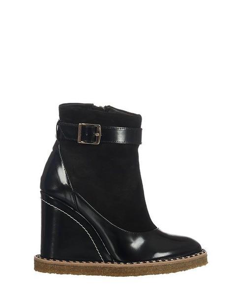 PALOMA BARCELÒ ankle boots black shoes