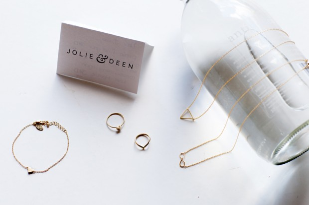 Delicate Small Jewellery by Jolie & Deen | Closet VoyageCloset Voyage