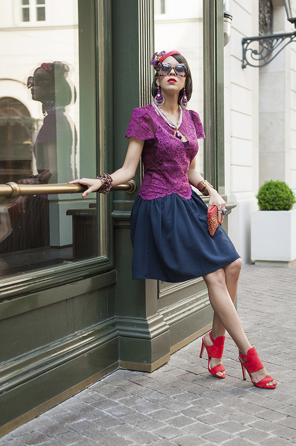 macademian girl shoes bag jewels sunglasses