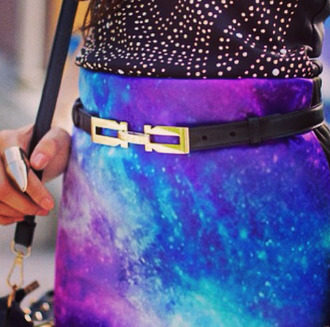 universe skirt