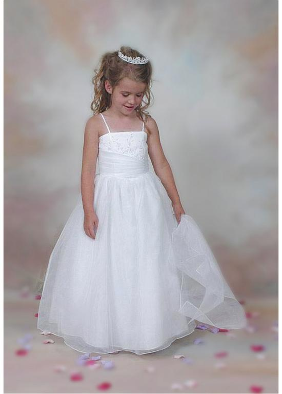 Flower Girl Dresses - The Knot
