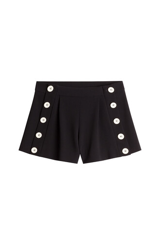 shorts sailor black