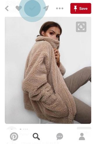 jacket fur coat fur jacket fur coat caramel caramel jacket light caramel brown color