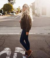 shoes,boots,booties,jeans,skinny jeans,faux fur jacket,sunglasses