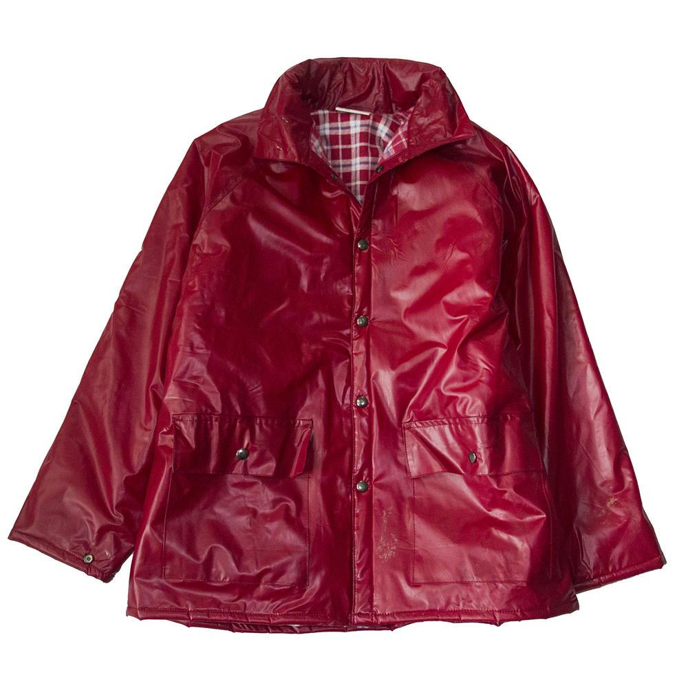 Robin hood plaid jacket