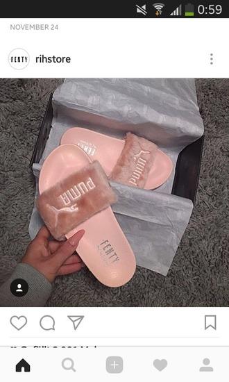 shoes puma puma x rihanna