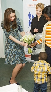 dress,floral,kate middleton