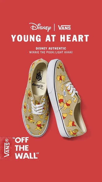 shoes disney vans