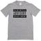 Parental advisory grey t-shirt - basic tees shop