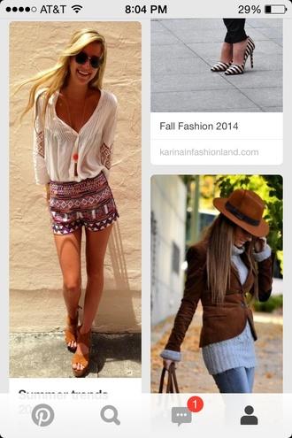 shorts summer trends