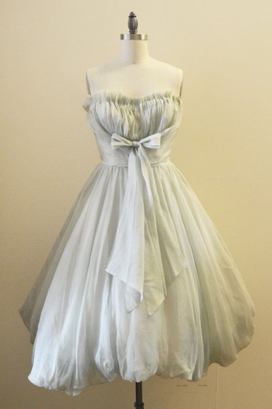 dress prom dress 1950s vintage wedding dress party dress beautiful ball gowns beautiful