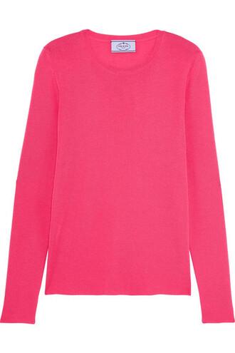sweater silk