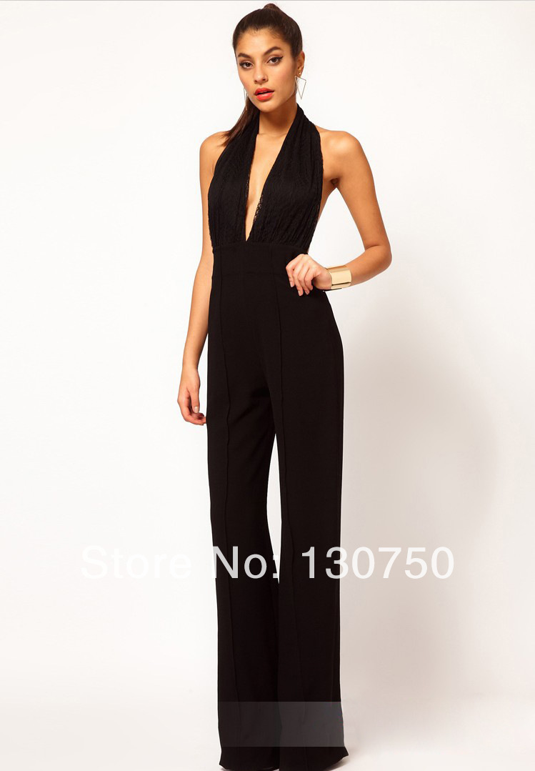 New 2014 Fashion Jumpsuits Summer Spring Sexy free shIpping .2014 ...
