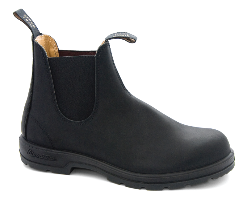Blundstone 558 Leather Lined In Black Blundstone Canada