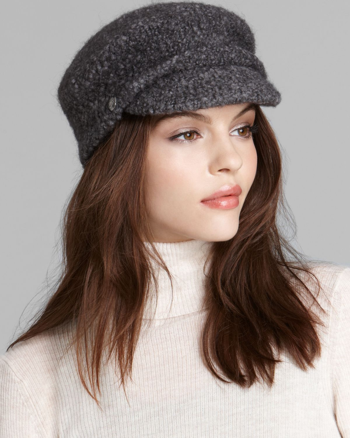 Lauren Ralph Lauren Boucle Greek Fisherman Hat | Bloomingdale's