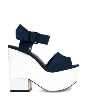 ASOS | ASOS HEAD START Heeled Sandals at ASOS