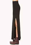 Must-Have Slit Maxi Skirt | FOREVER21 - 2000064440