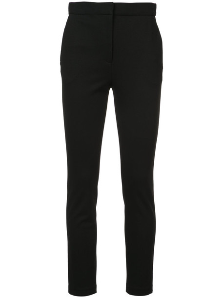 Rosetta Getty women spandex fit black pants