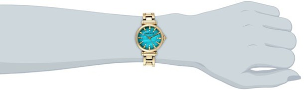 home accessory gold watch turquoise jewelry hat
