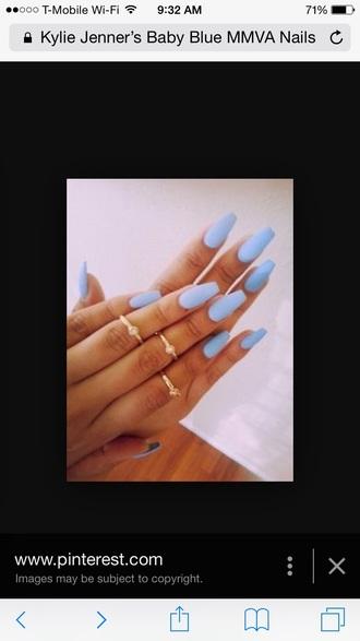 nail polish kylie jenner nails