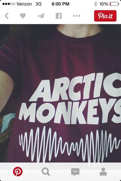 arctic monkeys top