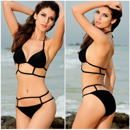 Sexy Strappy Bikini set Swimwear lml5032 - lol-malls - Trustful Online Shopping for Women Dresses