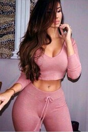 romper,crop tops,crop tops set,casual,casual crop top,hood,hooded,hooded crop top,hooded crop top sweatpants set,sweatpants,sweatshirt,cropp top suit,crop top sport suit,sportswear,sport suit,casual suit,sexy suit,fitness,sexy fitness tights,sexy tracksuit,bodycon,bodycon jumpsuit,bodycon romper,deep v,plunge v neck,deep v neck romper,deep v neck jumpsuit,pink,grey,plunge romper,plunge jumpsuit,casual jumpsuit,casual romper,preppy,preppy club,clubwear,club romper,clb jumpsuit,tumblr,tumblr romper,tumblr jumpsuit,pinterest,plunge v enck,plunge neckline,plunge top,deep v neck crop top,v neck,sexy open bust,open bust,open bust romper,long sleeved bodycon,long sleeves,long sleeve crop top,fashion,fashion crop top,american apparel,american style,street,streetstyle,streetwear,urban,urban suit,women preppy,girly,girly wishlist,pale,light pink,ribbed,ribbon,ribbed jumpsuit,tibbed romper,two-piece,sexy top,hot,hot romper,hot jumpsuit,hot style,cool,moraki,dress,jumpsuit,sweat the style,sexy fitness,2 piece skirt set