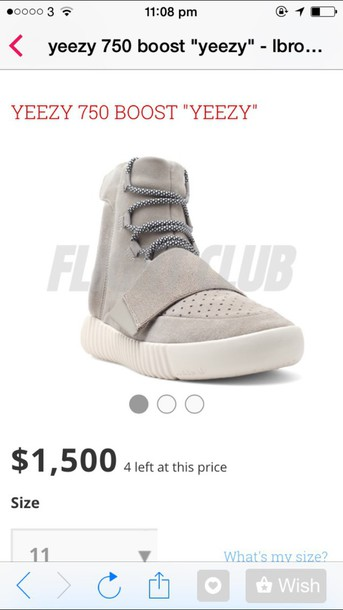 shoes yeezy x adidas