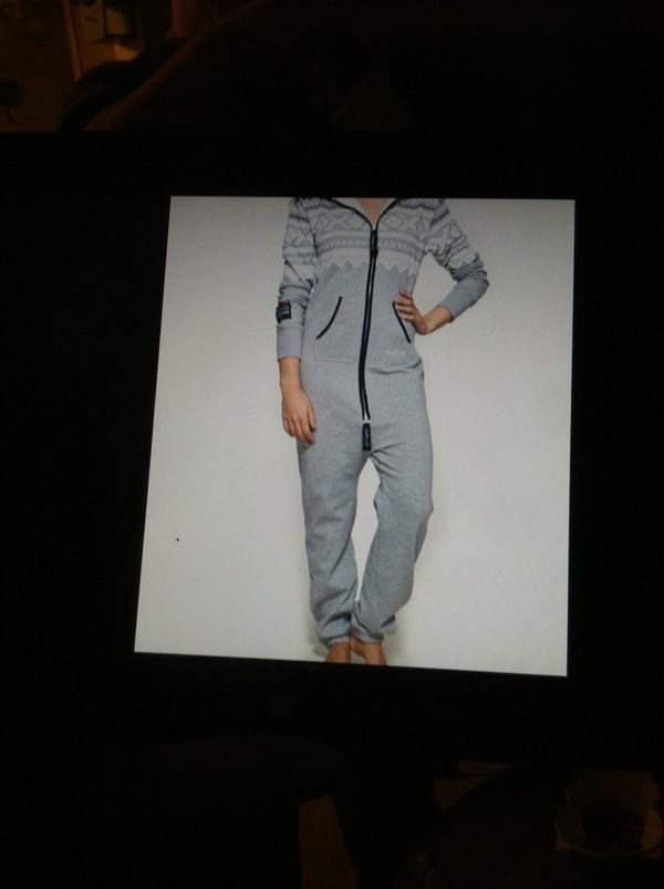 jumpsuit footies sweater printed pants knitwear pretty pajamas