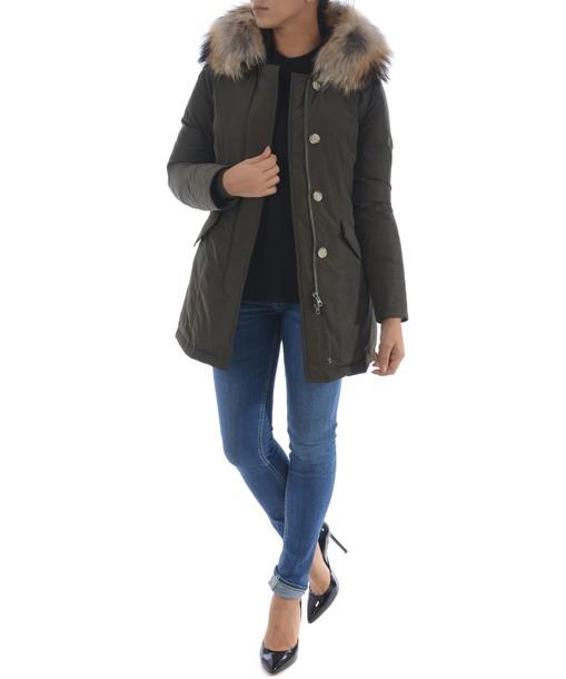 parka luxury coat