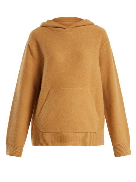 sweater dark yellow
