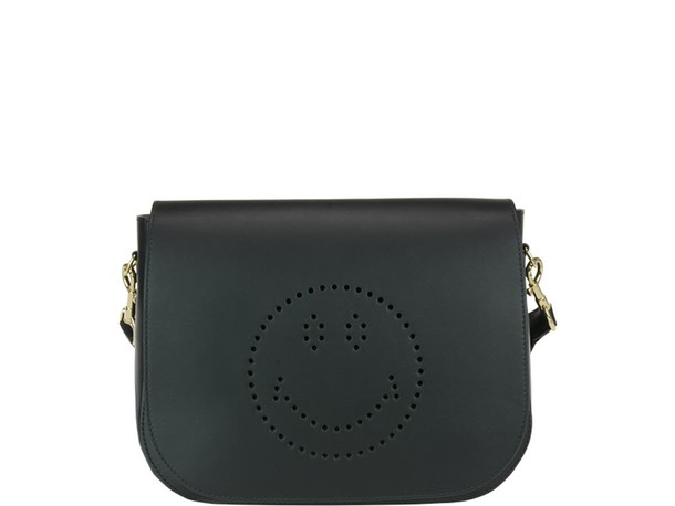 Anya Hindmarch satchel bag satchel bag black