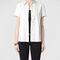 Womens hester shirt (off white) | allsaints.com