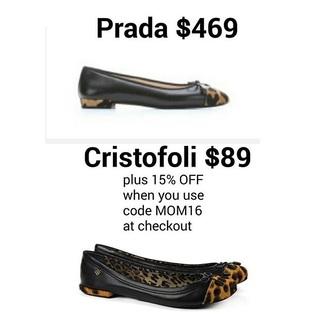 shoes flats cristofoli prada inspired prada flats animal print leopard print prada